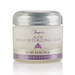 Sonya® Aloe Deep Moisturizing Cream