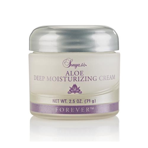 Sonya® Aloe Deep Moisturizing Cream