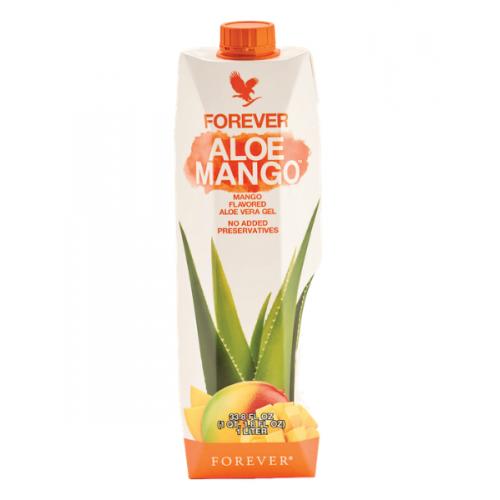 forever aloes mango