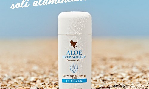 Dlaczego dezodorant od Forever?