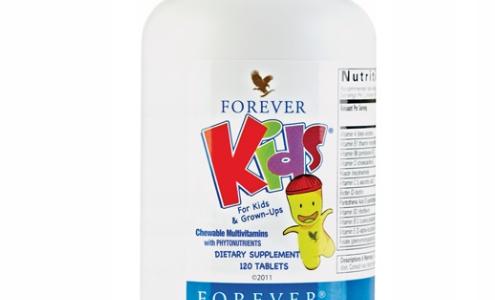 Forever KIDS - czyli coś dla najmłodszych